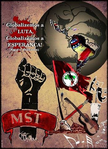 Brésil : L'heure de la réforme agraire populaire   VI Congrès du MST : du 10 au 14 février 2014