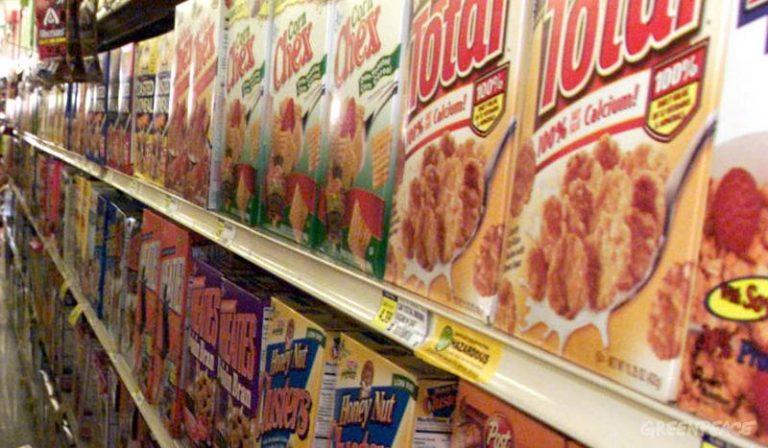 Signez la pétition pour appuyer l'étiquetage obligatoire des aliments GM.