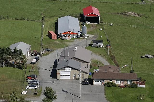 ferme au québec agriculture québécoise