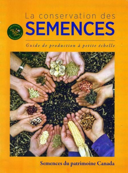 Livre sur la conservation des semences