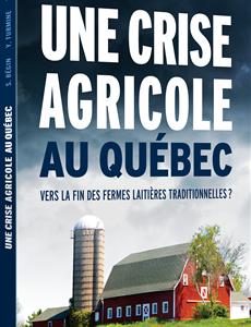 Livre: Une crise agricole au Québec