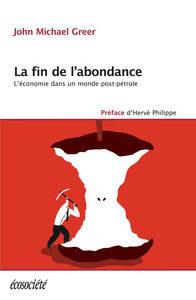 Livre: La fin de l'abondance